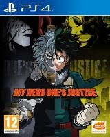 My Hero One's Justice Photo