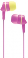 Wicked Audio Girls Jade In-Ear Headphones - Amethyst and Pear Photo