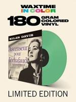 Miles Davis - Ascenseur Pour L'Echafaud - Limited Edition In Solid Green Colored Vinyl. Photo