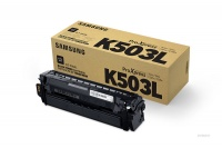 Samsung HP - CLT-K503L Black Toner Cartridge Photo