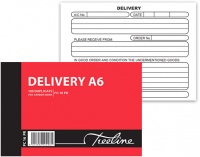Treeline - A6L - Duplicate Pen Carbon Book - Delivery Photo