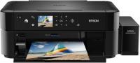 "Epson - L850 Its 3"" 1 MFP Printer Card Reader Photo"