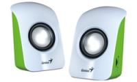 Genius Stereo USB Powered Speakers SP-U115 - White Photo
