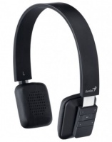 Genius HS-920BT Binaural Head-band Headset - Black Photo