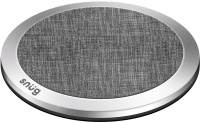 Snug Snüg Fast Wireless Desktop Mobile Phone Charging Plate - Grey Photo