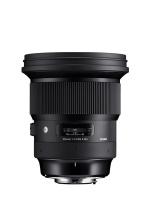 Sigma Lens 105 F1.4 DG HSM Canon Art Photo