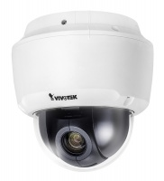 VIVOTEK SD9161-H Indoor IP Speed Dome 10x Optical Zoom WDR Pro Security Camera Photo