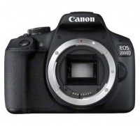 Canon EOS 2000D DSLR Body with Eyecup EF Camera Cover Camera Strap Battery LP-E10 & Charger LC-E10E Photo