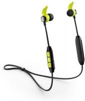 Sennheiser CX Sport headphone Intraaural In-ear & Black Yellow Photo