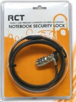 RCT - Ultra Slim Notebook Slot Security Key Lock Photo