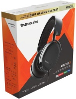 Steelseries - Gaming Headset - Arctis 3- 2019 Edition - Back Photo