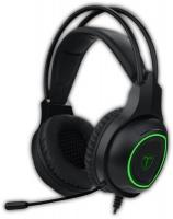 T Dagger T-Dagger Atlas Green Lighting Stereo Gaming Headset - Black/Green Photo
