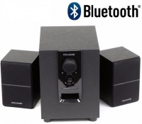Microlab M-106 2.1ch Subwoofer 10W Bluetooth Speaker Photo