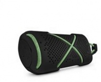 Microlab D22 Portable Bluetooth Speaker - Black Photo