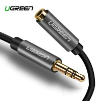 Ugreen - 0.5m 3.5mm Male to Female Extension Cable Photo