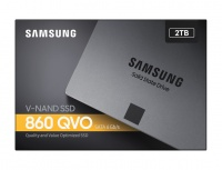 "Samsung 860 QVO 2TB 2.5"" Serial ATA Solid State Drive Photo"