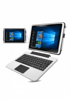 Mustek Mecer Xpression Clamshell 2-IN-1 Tablet Photo