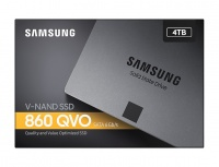 "Samsung - 860 QVO 4TB 2.5"" SATA Solid State Drive Photo"