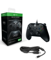 PDP Wired Controller - Black Photo