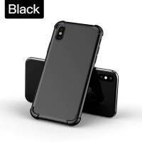 Ugreen - Case For iPhone X - Black Photo