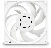 EK Water Blocks EKWB EK-Vardar EVO 140ER BB 140mm PC Cooling Fan - White Photo