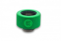 EK Water Blocks EKWB EK-HDC Fitting 16mm G1/4 - Green Photo
