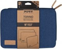 "Port Designs - Torino 10/12.5"" Notebook Sleeve - Red Photo"