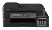 Brother DCP-T710W A4 Multifunction Inkjet Printer - Black Photo