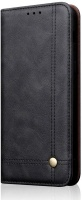 Tuff Luv Tuff-Luv Leather Case and Horizontal Stand for Huawei Mate P30 Lite - Black Photo
