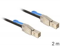DeLOCK 2m Cable Mini SAS SFF-8644 - SFF-8644 Photo