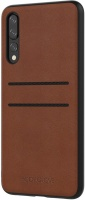 Body Glove Lux Credit Card Case for Huawei P20 Pro - Brown Photo