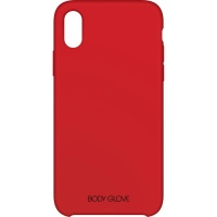 Body Glove Silk Case for Apple iPhone XS Max - Red Photo