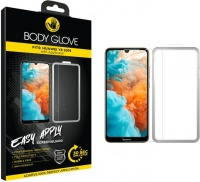 Body Glove Easy Apply Tempered Glass Screenguard for Huawei Y6 Photo