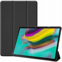 Tuff Luv Tuff-Luv Smart Leather Case with Type View Stand for Samsung Galaxy Tab S5e 10.5 - Black Photo