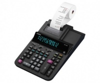 Casio DR-120R-BK Printing Calculator - Black Photo