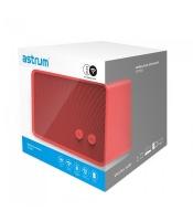 Astrum - A12518-N ST180 Bluetooth Speaker 3W RMS Bluetooth USB SD Card - Red Photo