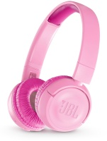 JBL JR300BT Kids Wireless On-Ear Headphones Photo