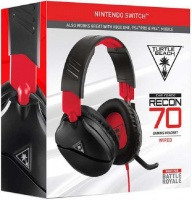 Turtle Beach - Recon 70 Wired Gaming Headset - Black Photo