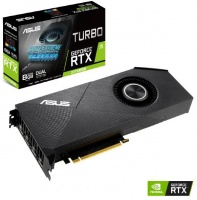 ASUS Turbo nVidia GeForce RTX 2070 SUPER EVO 8GB GDDR6 Gaming Graphics Card Photo