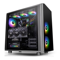 Thermaltake - View 31 Tempered Glass ARGB Edition Computer Chassis Photo