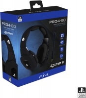 4Gamers - PRO4-80Stereo Gaming Headset Photo