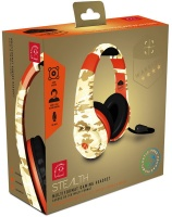 Stealth - Multiformat Camo Stereo Gaming Headset - Warrior - Desert Camouflage Photo