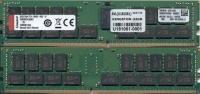 Kingston Technology Kingston DDR4-2666 ECC-Registered Valueram 32GB CL19 Memory Photo