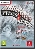 Rollercoaster Tycoon 3: Platinum PC Game Photo