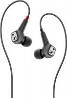 Sennheiser IE 80 S Audiophile Range In-Ear Ear-Canal Headphones - Black Photo