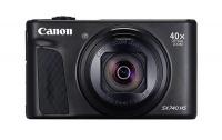 Canon Powershot SX740 HS Digital Camera Black Photo