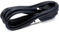 Lenovo 2.8m 10A/100-250V C13 to IEC 320-C14 Rack Power Cable - Black Photo