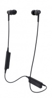 Audio Technica ATH-CKR35BT In-Ear Wireless Headphone - Black Photo