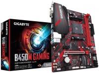 Gigabyte - B450M GAMING AM4 AMD B450 SATA 6Gb/s USB 3.1 HDMI Micro ATX AMD Motherboard Photo