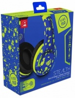 Stealth - XP-Vibe Flo Blue Multiformat Gaming Headset Photo